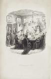 Harmonious Owls: 1842