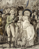 Detail of The Westminster Election: 1788