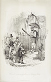 Hercules returning from a Fancy Ball: 1843