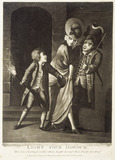 'Light your Honour'. 'Men love Darkness rather than Light because their Deeds are Evil': 1772
