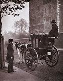London Cabmen: c.1877