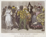 A Masquerade: 1795