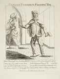 Female Terror, or Flogging Tom: 18th century