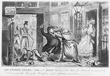 The burning shame!: 1821