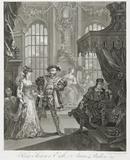 Henry VIII & Anna Bullen: 18th century