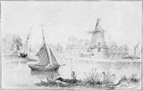 Vauxhall Mill: 1845