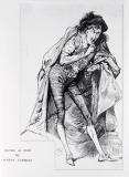 Irving as Iago: 1881