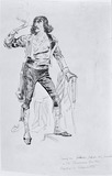 Irving as Fabien dei Franchi: 1880