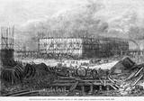 Metropolitan main drainage: 19th century