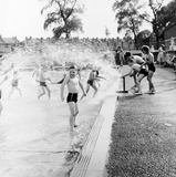 Parliament Hill Fields Lido: 1957