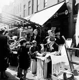 Foot clinic Chapel Market: 1955