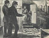 The blood stains: 1888