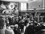 Tilbury Passenger Terminal: 1957