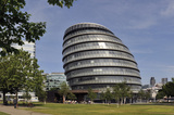 City Hall on London's Southbank; 2007