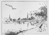 Richmond footbridge: 1894