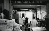 Billingsgate Fish Market: c. 1980