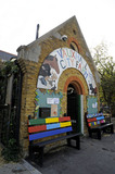 Vauxhall City Farm; 2009