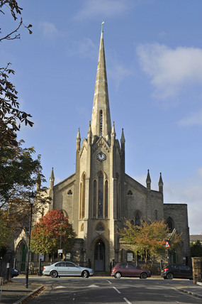 St Michael's Church, 2009
