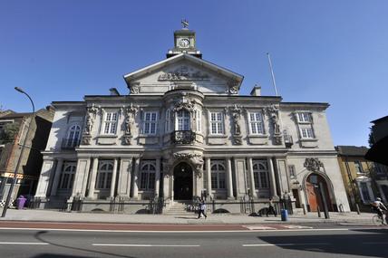 Deptford Town Hall; 2009