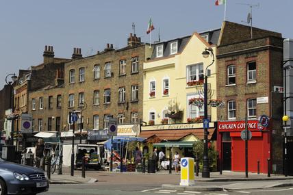Lower Marsh Street; 2009