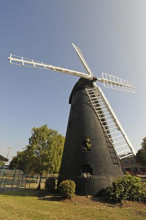 Brixton Windmill; 2009