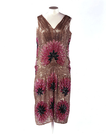Marshall and Snelgrove dress; c.1925