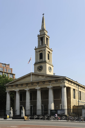 St. John's  Church, Waterloo; 2009