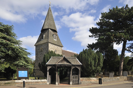 St Mary the Virgin Church; 2009