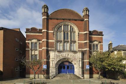 Wesley Hall Methodist Church; 2009