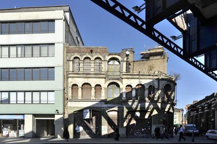 Southwark Street; 2009