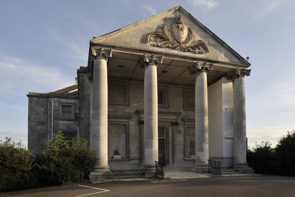 The mansion house at  Beckenham Place; 2009