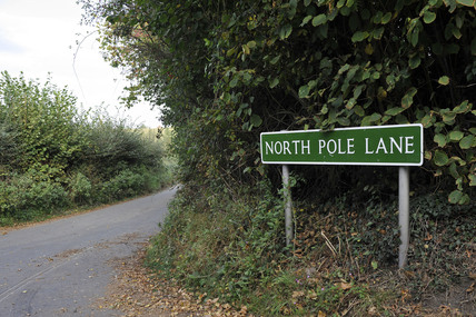 North Pole Lane; 2009
