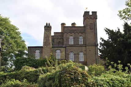 Vanbrugh Castle ; 2009