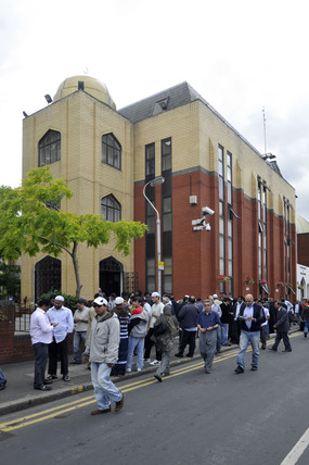 Croydon Mosque & Islamic Centre ; 2009