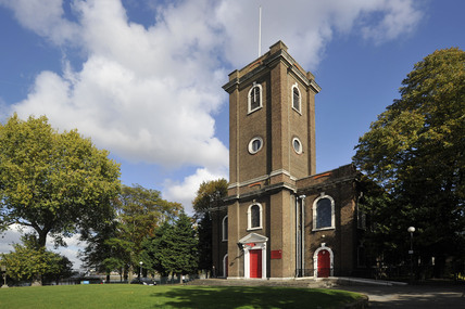 St Mary Magdelene Church; 2009