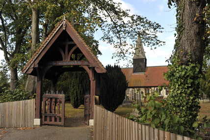 St. James Church, North Cray; 2009