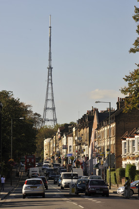 Penge High Street; 2009