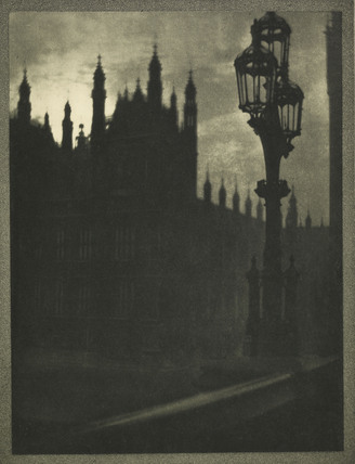 Palace of Westminster: 1900-1909