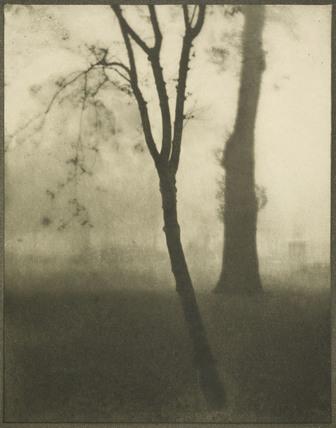 Kensington Gardens in November: 1900-1909