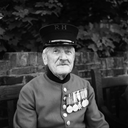 Chelsea Pensioner: c.1955