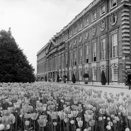 Hampton Court Palace: c.1960