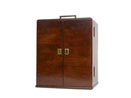 Medicine chest: 1801-1825