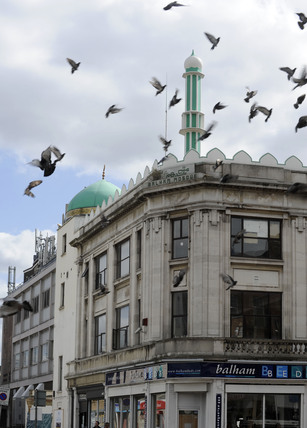 Balham Mosque; 2009