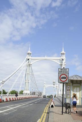 Albert Bridge; 2009