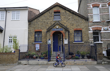 Battersea Spiritualist Church; 2009