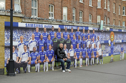 Chelsea Football Club; 2009