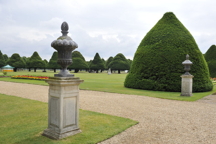 The Gardens at Hampton Court; 2009