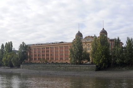 Harrods Furniture depository: 2009