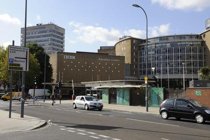 BBC Television Centre; 2009