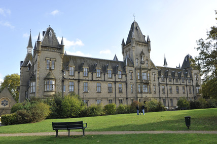 The Royal Victoria Patriotic Buildings; 2009